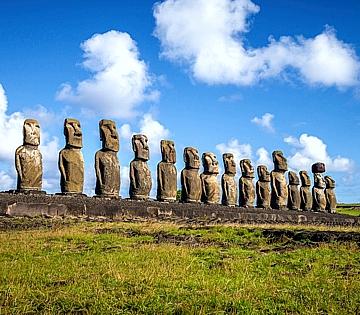10 цивилизации, изчезнали мистериозно от лицето на Земята