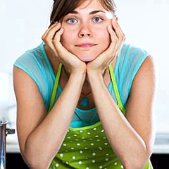 5 признака, че се стресирате излишно в кухнята