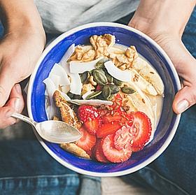 Предколедно: Най-здравословната диета!