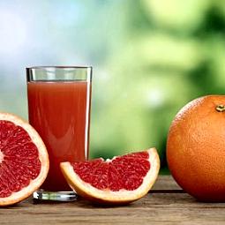 Грейпфрут - срещу настинка и грип
