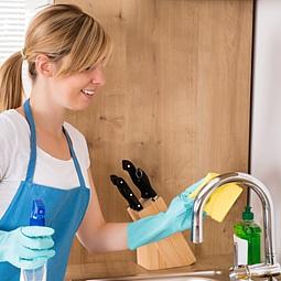 Колко често трябва да почиствате мивката?
