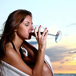 Умерена консумация на алкохол = по-добър живот