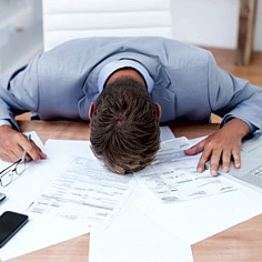Какво струва продължителният работен ден?