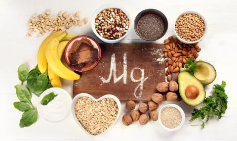 Кои са най-богатите на магнезий храни - Храните с високо съдържание на магнезий са важна част от балансираната диета